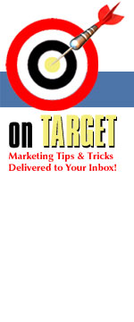 onTarget newsletter, tips and tricks delivered to your inbox!